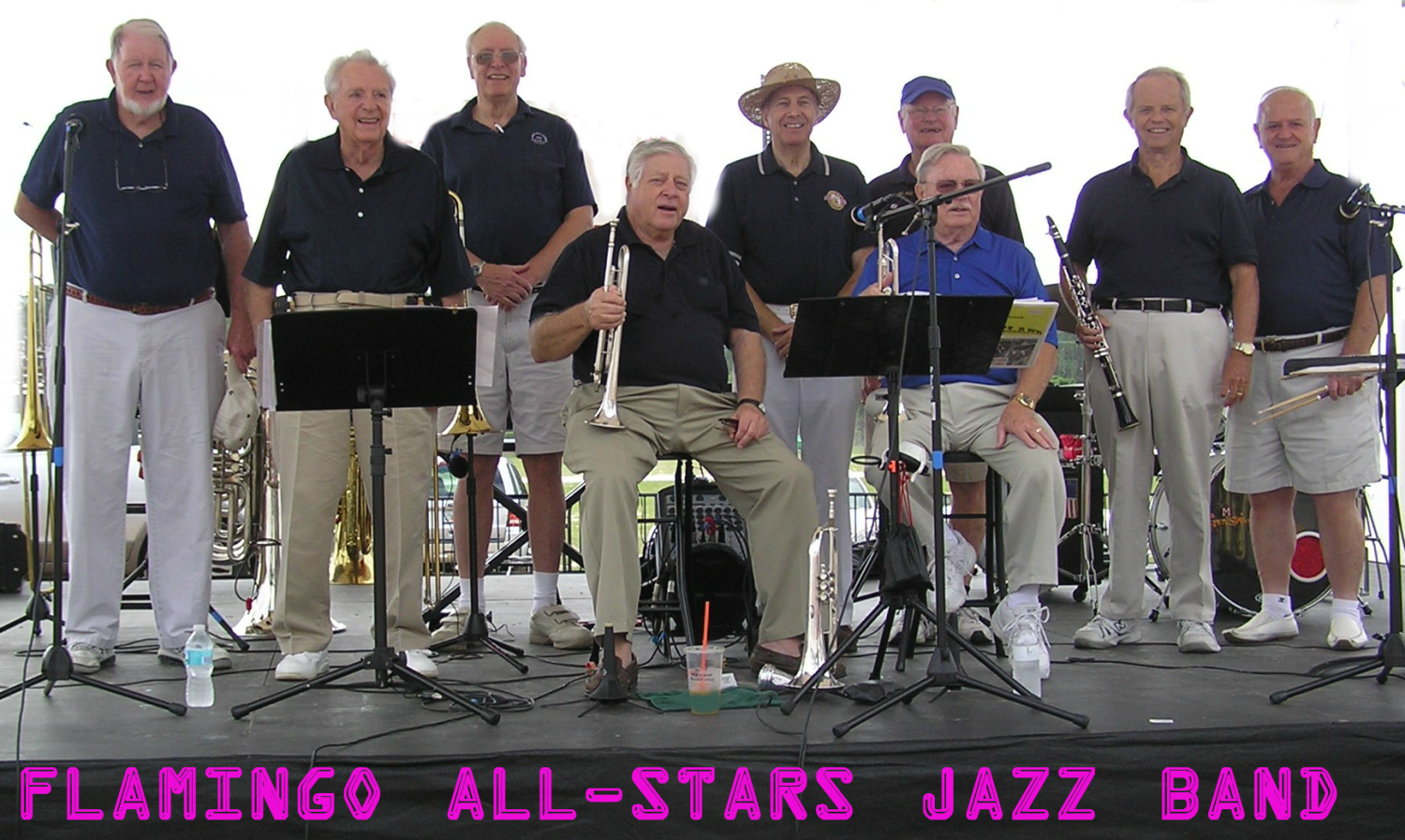 Flamingo All-Star Jazz Band